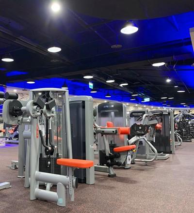 健身工廠-永和廠